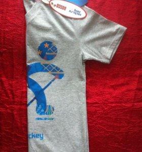 Футболка BOSCO с Олимпийской символикой