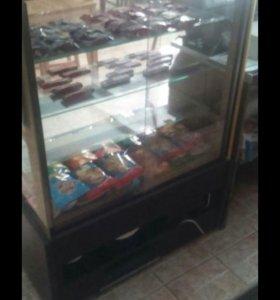 Холодильная витрина Carboma