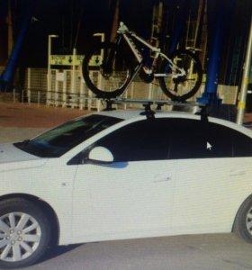Багажник на Chevrolet Cruz