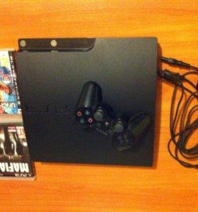 Playstation 3 + mafia 2 + fifa 12 + Uncharted 2