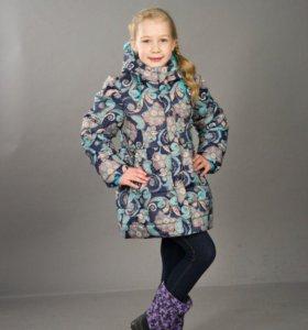 Детские зимние пальто Karon новые!