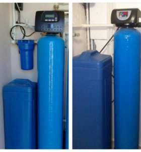 Умягчитель воды для дома и производства