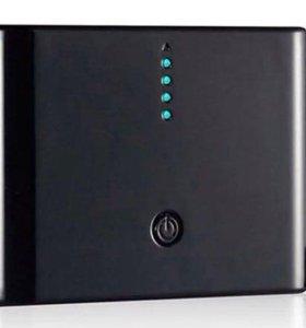 Внешний аккумулятор powerbank 12600 mAh