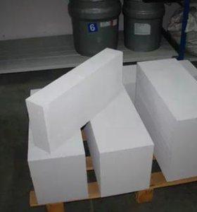 Блоки газосиликатные (егорьевские)