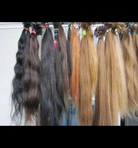 Наращивание и продажа волос)качественно гарантирую