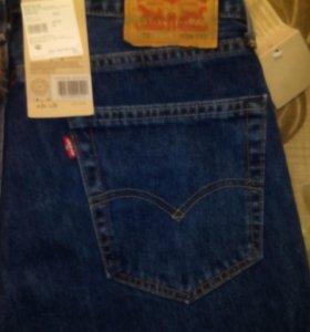 Новые джинсы  Lеvis