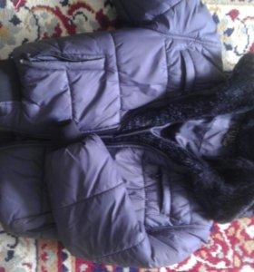 Куртка на мальчика лет 10-11