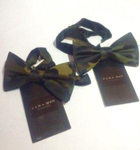 Бабочка-галстук Zara