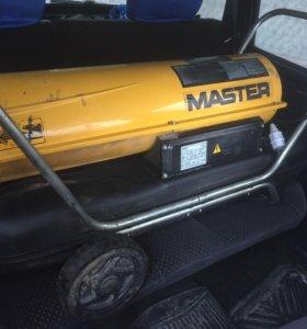 Пушка тепловая дизельная Master 150