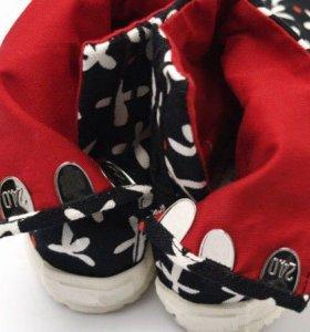 ninjashoes RADISH