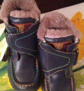 Зимние ботинки Tongai