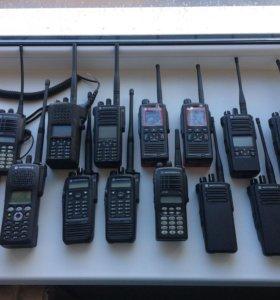 Рации, радиостанции, motorola, icom