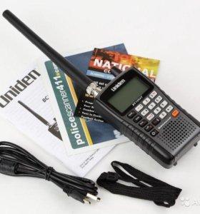 Радиосканер Uniden Bearcat BC 125