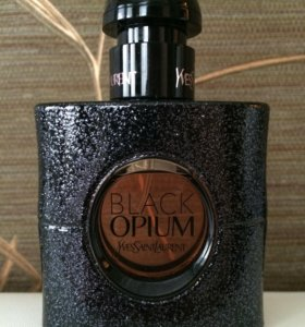 Духи Yves Saint Lauret Opium Black 30ml
