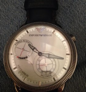 Часы Emporio armani AR 4644 оригинал