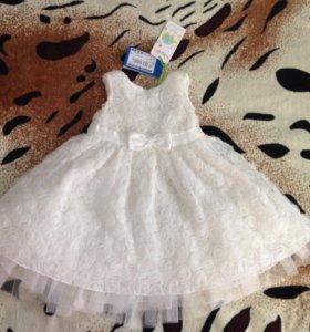Платье для маленькой принцессы (новое)