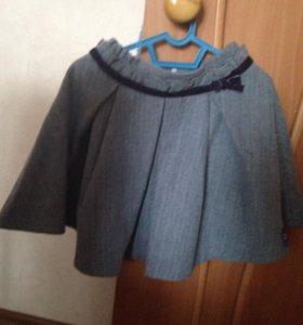 Детская новая юбка