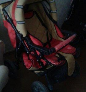 детская коляска  универсальная трансформер