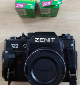 Фотоаппарат Зенит-122 зеркальный