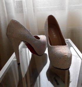 Туфли как у принцессы)