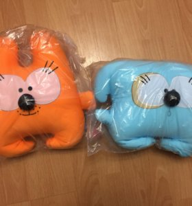 Антистрессовые подушки