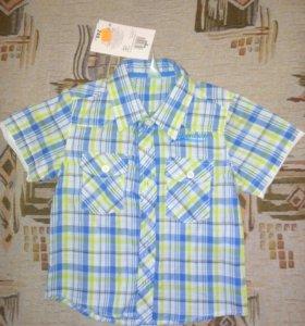 Рубашка 2-2,5 года