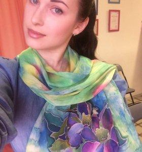 Подарок Батик роспись одежды