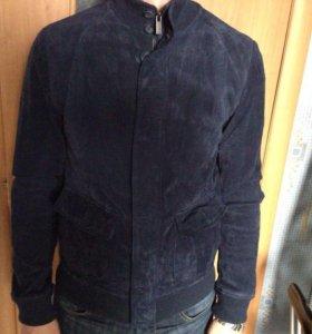 Новая замшевая куртка!!!!