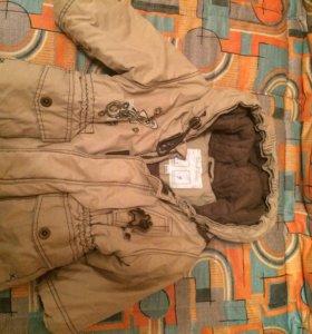 Куртка детская р 80-86