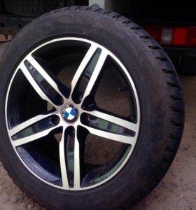 Колеса зимние на BMW