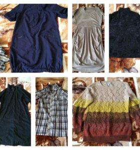 Платья кофты туники