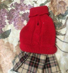Платье( свитер)