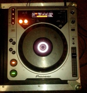 CDJ 800