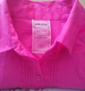 Плащ новый , блуза новая
