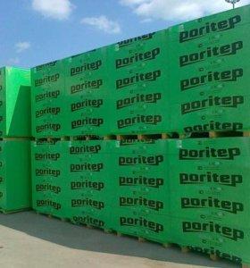 Газосиликатные блоки Поритеп с доставкой