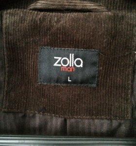 Пиджак велюровый Zolla
