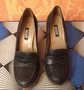 Обувь Экко новые 38 размер
