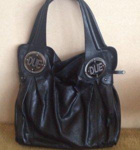 Женская сумка из натуральной кожи (новая).