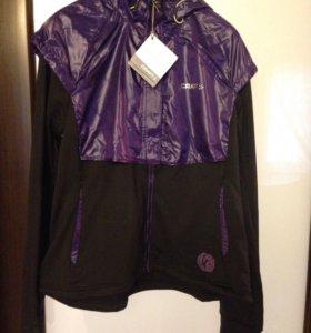 Спортивная куртка craft(новая)