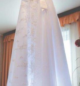 """Свадебное платье """"Половинка"""""""