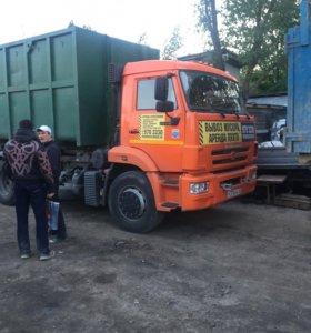Вывоз мусора на Пухто 27 м3 в Сосново , Приозерск