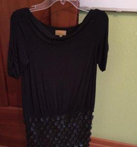 Новое платье 8-10-12 лет
