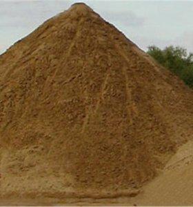 Песок грунт бой щебень