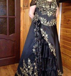 Шикарное вечернее платье!!!