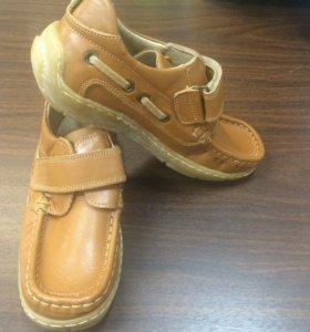 Новые ботинки Minimen