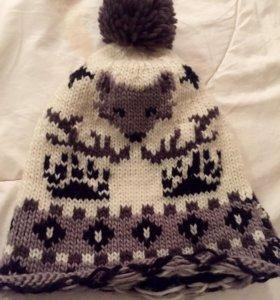 шапка H&M демисезонная