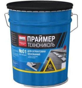 Праймер Технониколь 01, 20л, 16кг со склада
