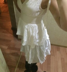 Шикарное платье ))