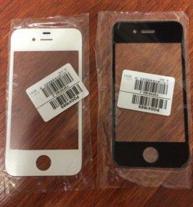 Стекла на iPhone 4/4s