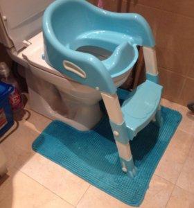 Насадка на туалет